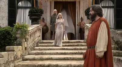 GoT's Daenerys at Verdala Palace