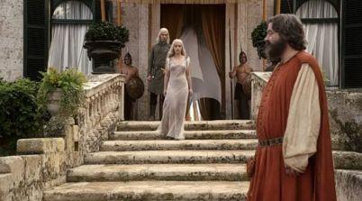 GoT's Daenerys at Verdala Palace