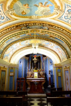 The chapel at San Anton Palace (© Laurel Munshower)