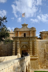 Mdina Gate (© Laurel Munshower)