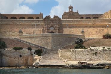 Fort Manoel, offshore of Valletta (© visitmalta.com)