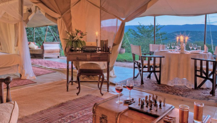 cottars 1920s camp