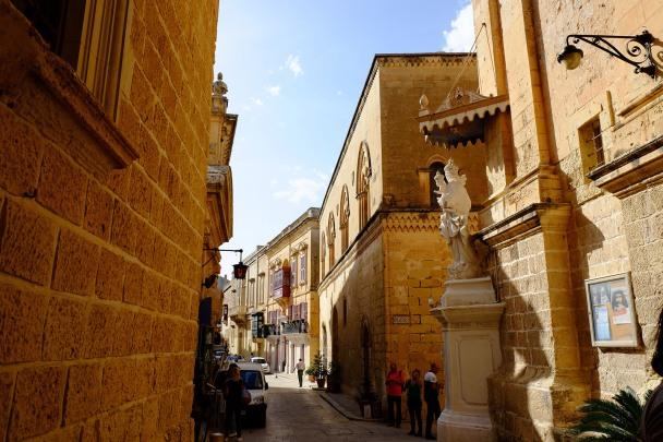 Scenes from Mdina